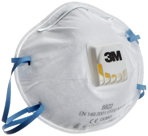 mascherina anti influenza 3m