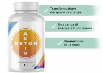 Keton Aktiv, L'Integratore per Perdere Peso e Riconquistare Energia e Buon Umore