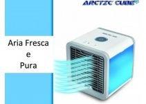 Artic Air Cube, il Climatizzatore Economico, Ecologico e Potente