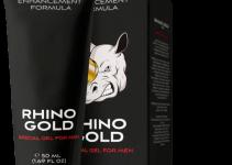 Rhino Gold Gel, il Gel Potenziante Che Stimola la Crescita del Membro Maschile
