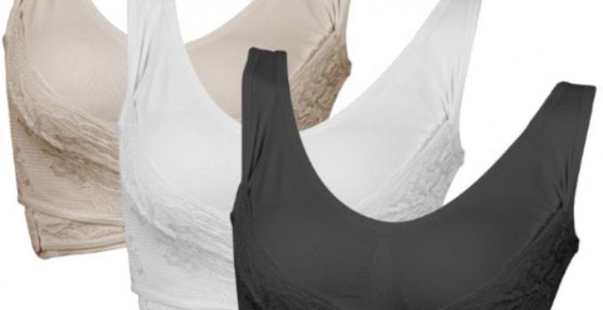 Beauty Bra 3 in 1, il Reggiseno Comodo Con Funzione Contenitiva