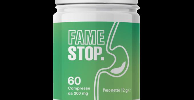Fame Stop, l'Integratore Che Ti Permette di Tornare al Tuo Peso Forma Riducendo l'Appetito