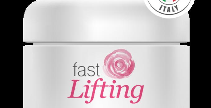 Fast Lifting, la Crema Che Ti Aiuta a Correggere gli Inestetismi dell'Età